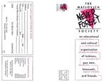 Matlovich Society (Summer 1996)