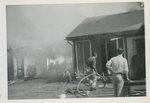 Maine Chance Farm, Fire.