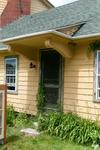 The Maine Chance Farm Renovation - Back Entrance by Marina Douglas