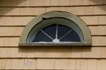 The Maine Chance Farm Renovation - Eyebrow Window by Marina Douglas
