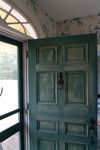The Maine Chance Farm Renovation - Door Detail by Marina Douglas