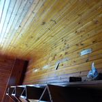 Maine Chance Farm, Stables, tack room by Jeanne Curran-Sarto