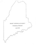 Maine Turnpike Authority Financial Report July 2016
