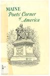 Maine: Poets' Corner of America