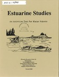 Estuarine Studies : An Activities Text for Maine Schools