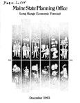 Long Range Economic Forecast to 2005