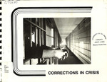 Corrections In Crisis : Report of the Governor's Blue Ribbon Commission on Corrections