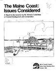 The Maine Coast : Issues Considered
