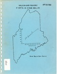Population-Based Measurement of Hospital Use in Maine Areas, 1976