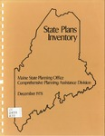 State Plans Inventory