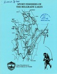 1994 Sport Fisheries of the Belgrade Lakes