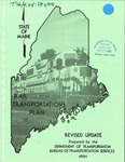 State of Maine Rail Transportation Plan by Maine Department of Transportation