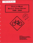 State of Maine Bicycle Crash History 1996 - 2000