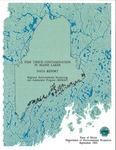Fish Tissue Contamination in Maine Lakes : Data Report
