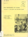 Peat Resources of Maine - Volume 4: Southern and Western Maine