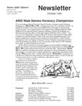 Maine AIDS Alliance Newsletter (October 1990) by Maine AIDS Allaince