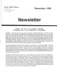 Maine AIDS Alliance Newsletter (December 1990) by Maine AIDS Allaince