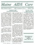 Maine AIDS Care (Summer 1994)