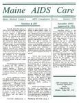 Maine AIDS Care (Summer 1994)
