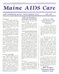 Maine AIDS Care (Fall 1994)