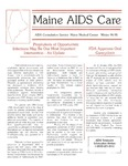 Maine AIDS Care (Winter 1994-1995)
