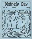 Mainely Gay, Vol.4, No.05 (May 1977)