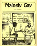 Mainely Gay (May/June 1980) by Susan Henderson, Peter Prizer, and Stan Fortuna
