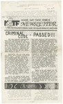 Maine Gay Task Force Newsletter, Vol.2, [No.07] (July 1975) by Coalition of Organizations