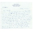 10.19.1970 Letter from State of Maine Supreme Judicial Court to Charlotte Michaud