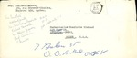 04.24.1973 Letter from Jacques Nadeau to Charlotte Michaud by Jacques Nadeau