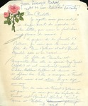 11.02.1979 Letter from Lucienne Bedard to Charlotte Michaud