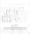 Régina Marcotte Notes by Charlotte Michaud