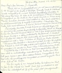 03.23.1977 Letter from Charlotte Michaud to JoAnne Lapointe by Charlotte Michaud