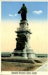 Champlain Monument Postcard by Unknown