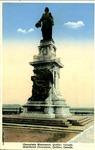 Champlain Monument Postcard