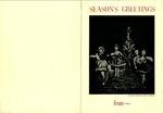 Seasons Greetings Card Cover