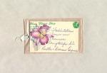 Blais Flower Shop Card from Bertlee and Carmen Giguére