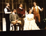 """Misalliance 8"""" x 10"""" Photograph by University of Southern Maine Department of Theatre"""