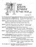 Maine Lesbian Feminist Newsletter 03-04/1984