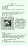 Maine Lesbian Feminist Newsletter 09/1982 by Maine Lesbian Feminist