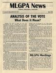 MLGPA News (March 1998)