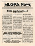 MLGPA News (May 1999) by Betsy Smith