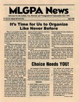 MLGPA News (August 1999) by Betsy Smith