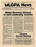 MLGPA News (September 1999) by Betsy Smith