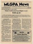 MLGPA News (September 2000) by David Garrity