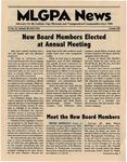 MLGPA News (October 2000) by David Garrity