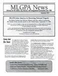 MLGPA News (September 2001) by David Garrity