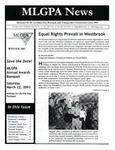 MLGPA News (Winter 2002)