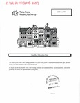 2008-2009 MSHA Qualified Allocation Plan by Maine State Housing Authority
