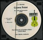 Crown Point by Jerry L. Bowder PhD
